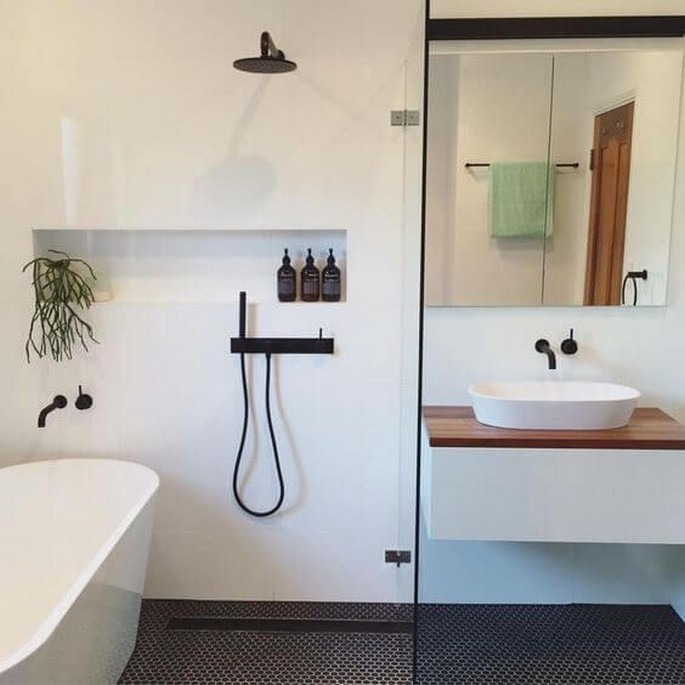 49 Luxury Bathrooms And Tips You Can Copy From Them 42