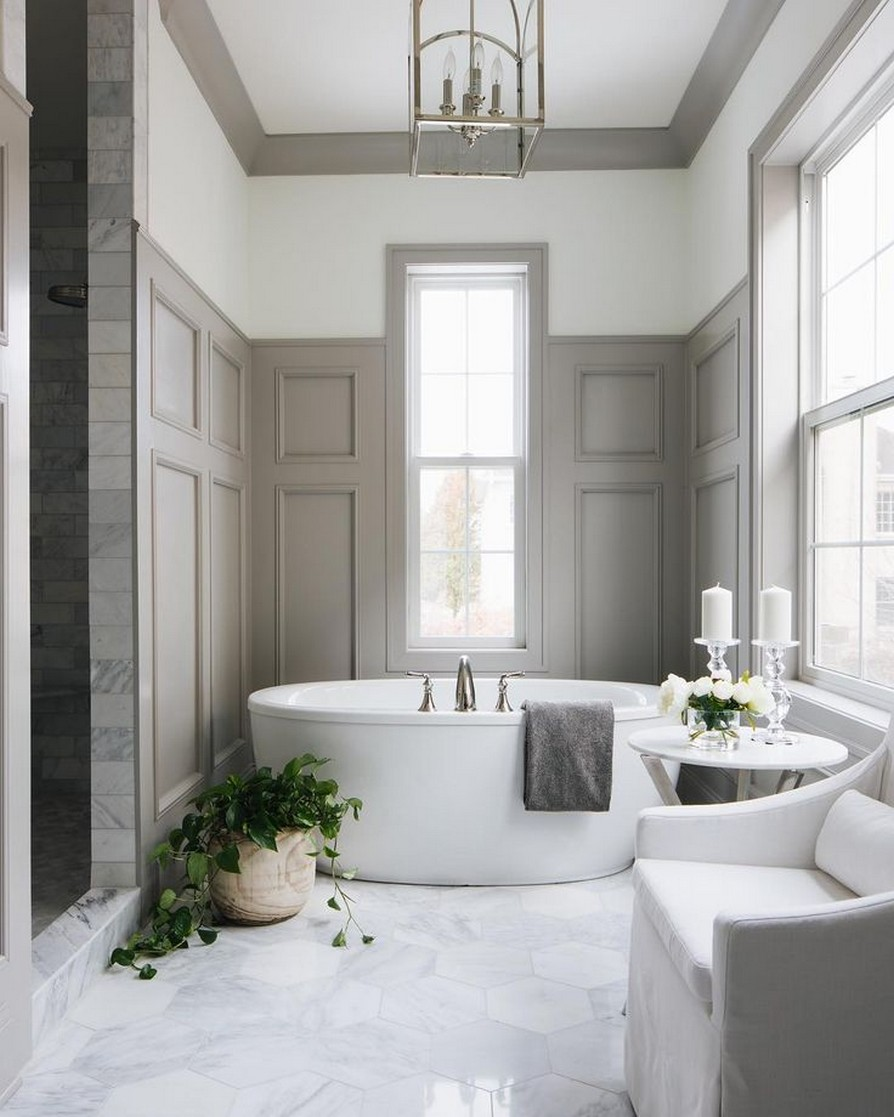 49 Luxury Bathrooms And Tips You Can Copy From Them 49