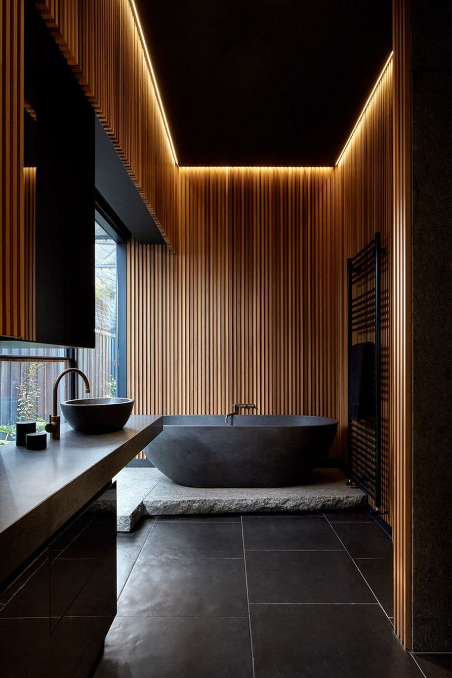 49 Luxury Bathrooms And Tips You Can Copy From Them 5