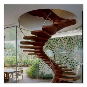50 Incredible Staircase Designs For Your Home 31