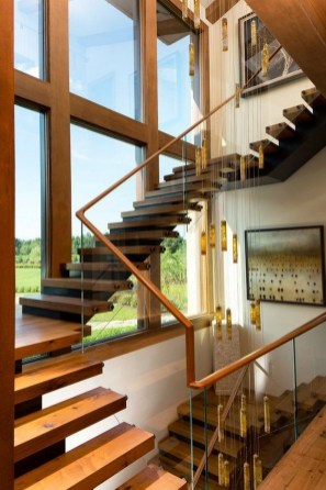 50 Incredible Staircase Designs For Your Home 46