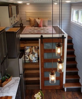 54 Must See Tiny House & Bus Conversion 11