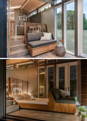 54 Must See Tiny House & Bus Conversion 13