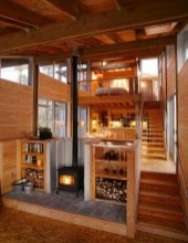 54 Must See Tiny House & Bus Conversion 38