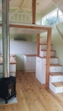 54 Must See Tiny House & Bus Conversion 44