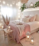 54 Aesthetic Teenage Bedroom Ideas Redecorating On A Budget 7