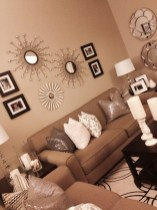 55 Black And Gray Living Room Decorating Ideas 2020 43