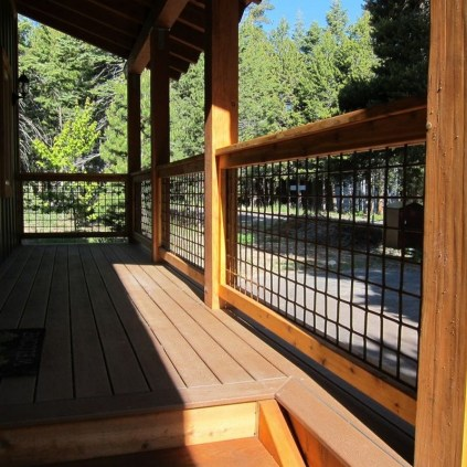 58 Creative Deck Railing Ideas For Inspire What You Want 14
