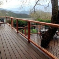 58 Creative Deck Railing Ideas For Inspire What You Want 26