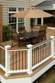58 Creative Deck Railing Ideas For Inspire What You Want 29