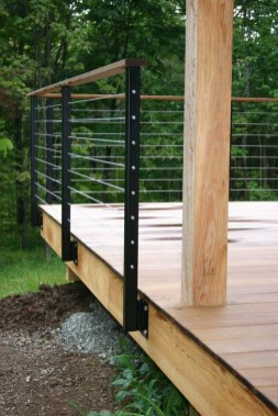 58 Creative Deck Railing Ideas For Inspire What You Want 53