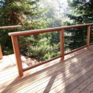 58 Creative Deck Railing Ideas For Inspire What You Want 54