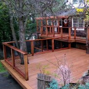 58 Creative Deck Railing Ideas For Inspire What You Want 58