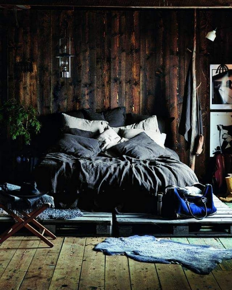 88 Adorable Pallet Bed Ideas You Will Love Crafome 33