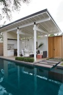 36 Pool House Design Ideas That Make Life Feel Like A Permanent Vacation 34