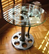 48 Amazing Lamps Selection From DIY Tire Projects 1