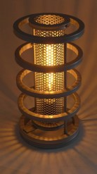 48 Amazing Lamps Selection From DIY Tire Projects 13