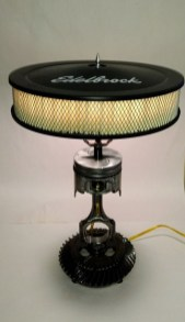 48 Amazing Lamps Selection From DIY Tire Projects 32