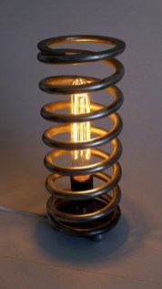 48 Amazing Lamps Selection From DIY Tire Projects 39