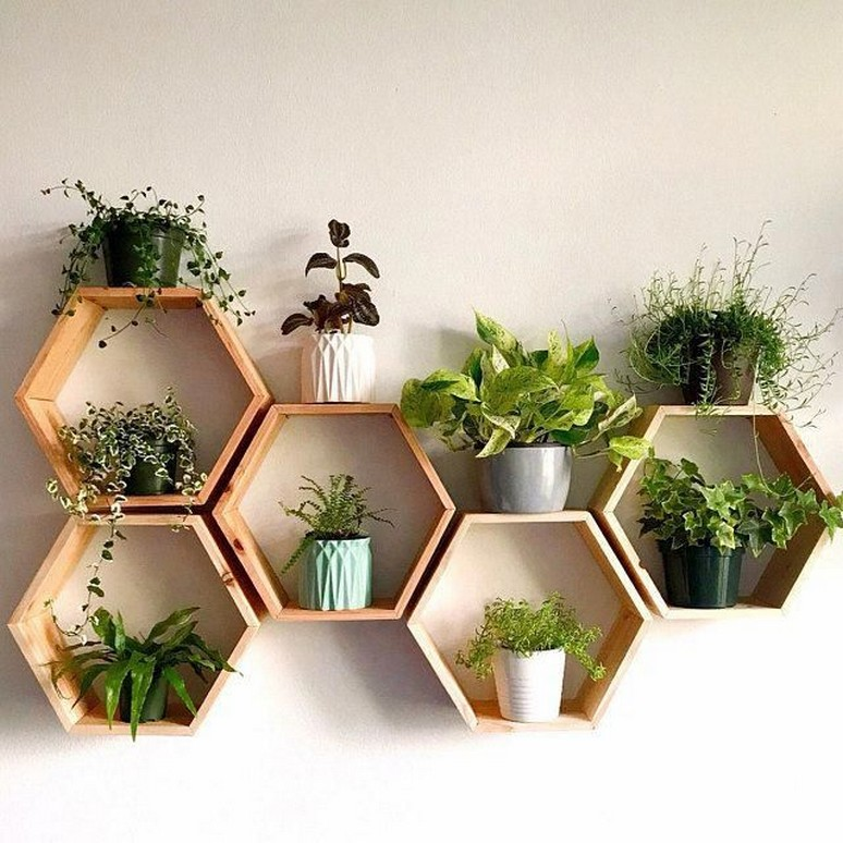 60 The Benefits of Floating Shelves Home Decor 49