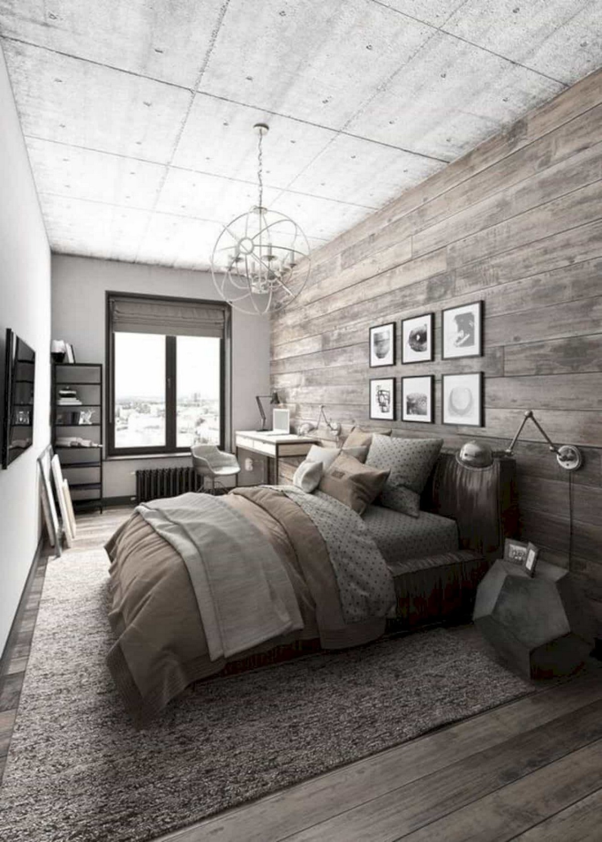 64 Rustic Bedroom Furniture How to Look Elegance Home Decor 20
