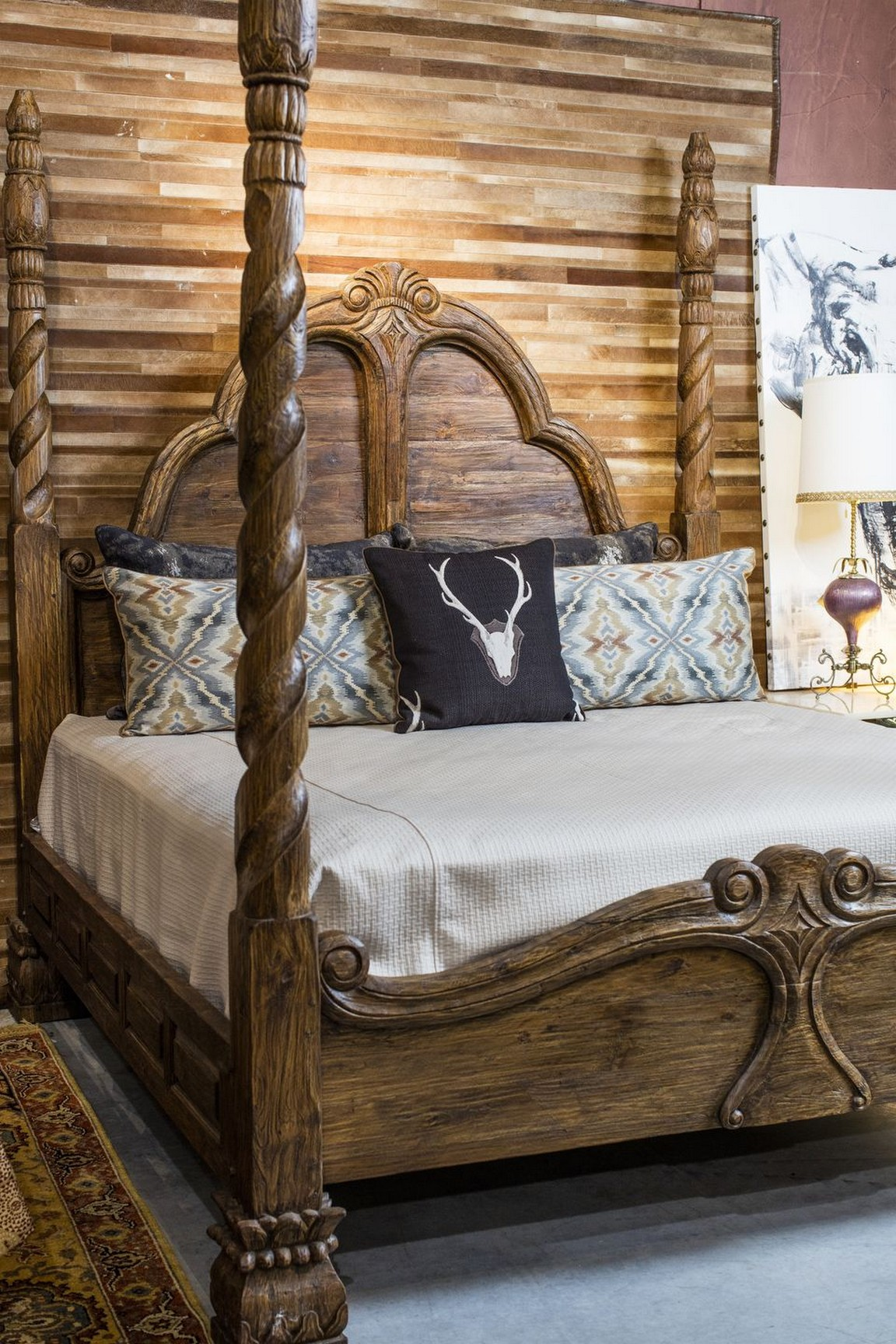 64 Rustic Bedroom Furniture How to Look Elegance Home Decor 35