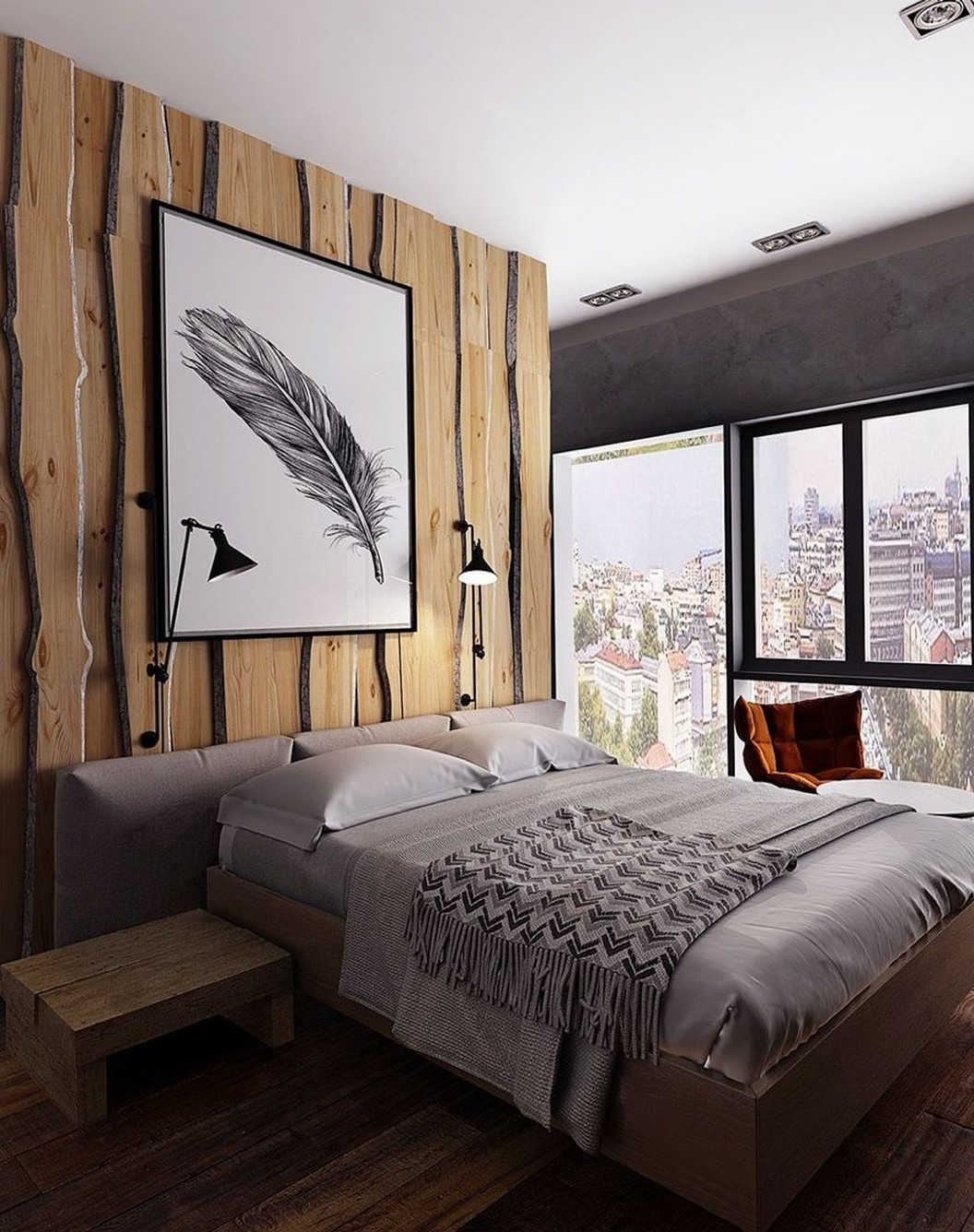 64 Rustic Bedroom Furniture How to Look Elegance Home Decor 56