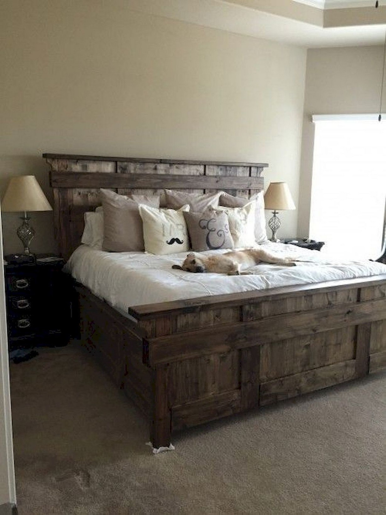 64 Rustic Bedroom Furniture How to Look Elegance Home Decor 60