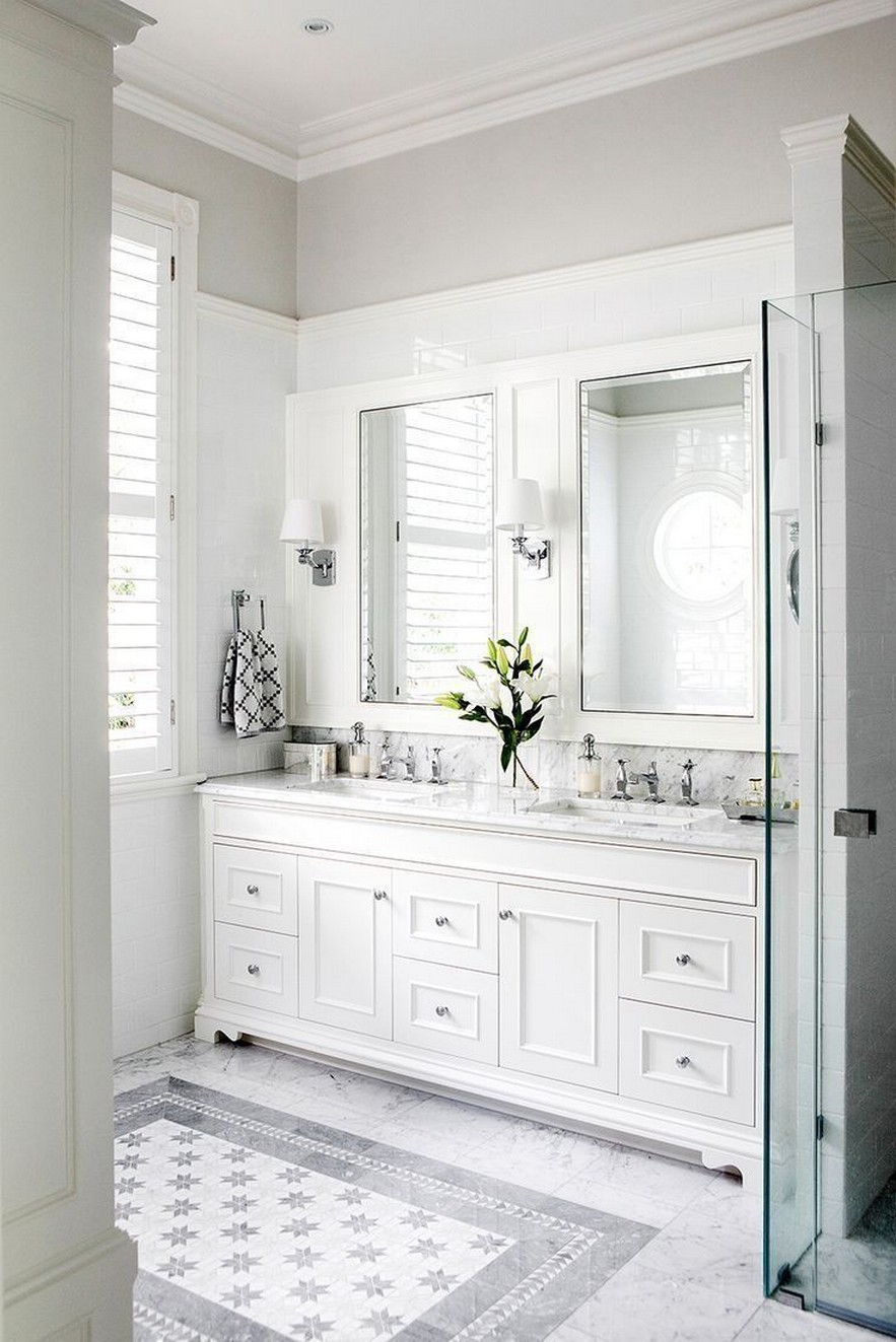 70 Master Bathroom Remodeling For Man and Woman Home Decor 19
