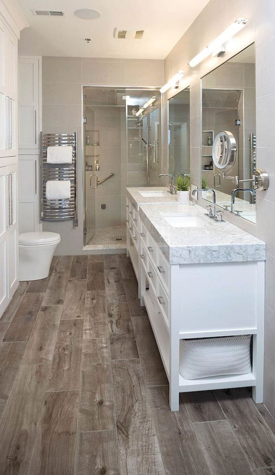 70 Master Bathroom Remodeling For Man and Woman Home Decor 22