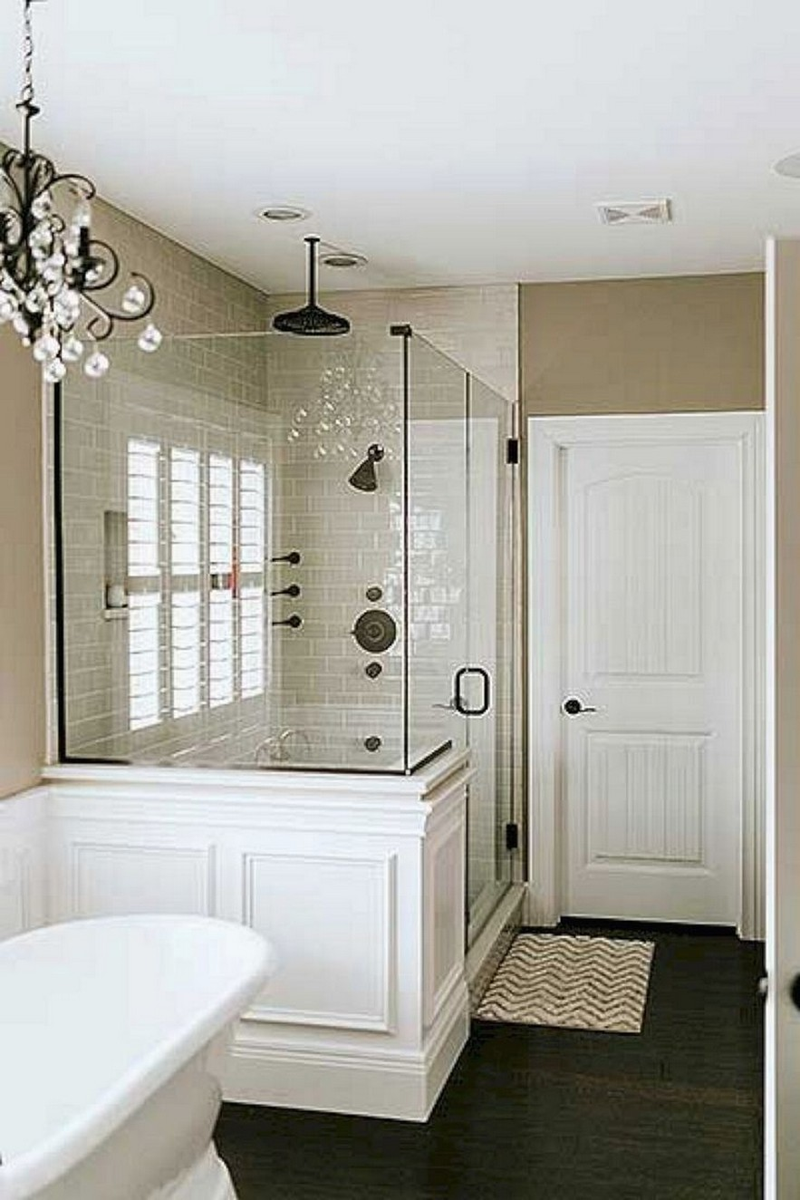 70 Master Bathroom Remodeling For Man and Woman Home Decor 27