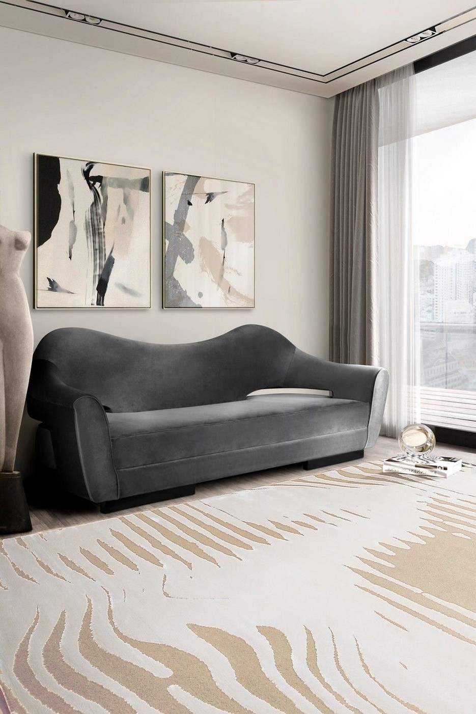 72 Choosing Living Room Sofas For Your Lounge 71