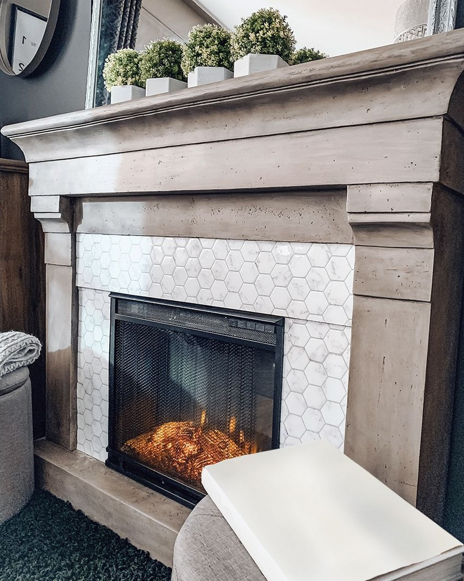 76 Stone Fireplaces The Hearth Is The Heart of The Home 22