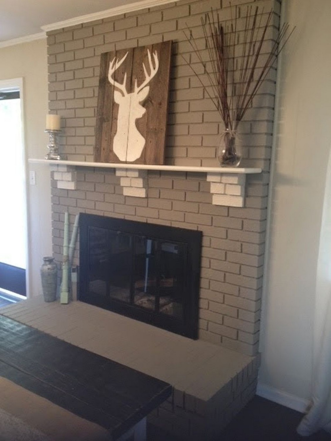 76 Stone Fireplaces The Hearth Is The Heart of The Home 36