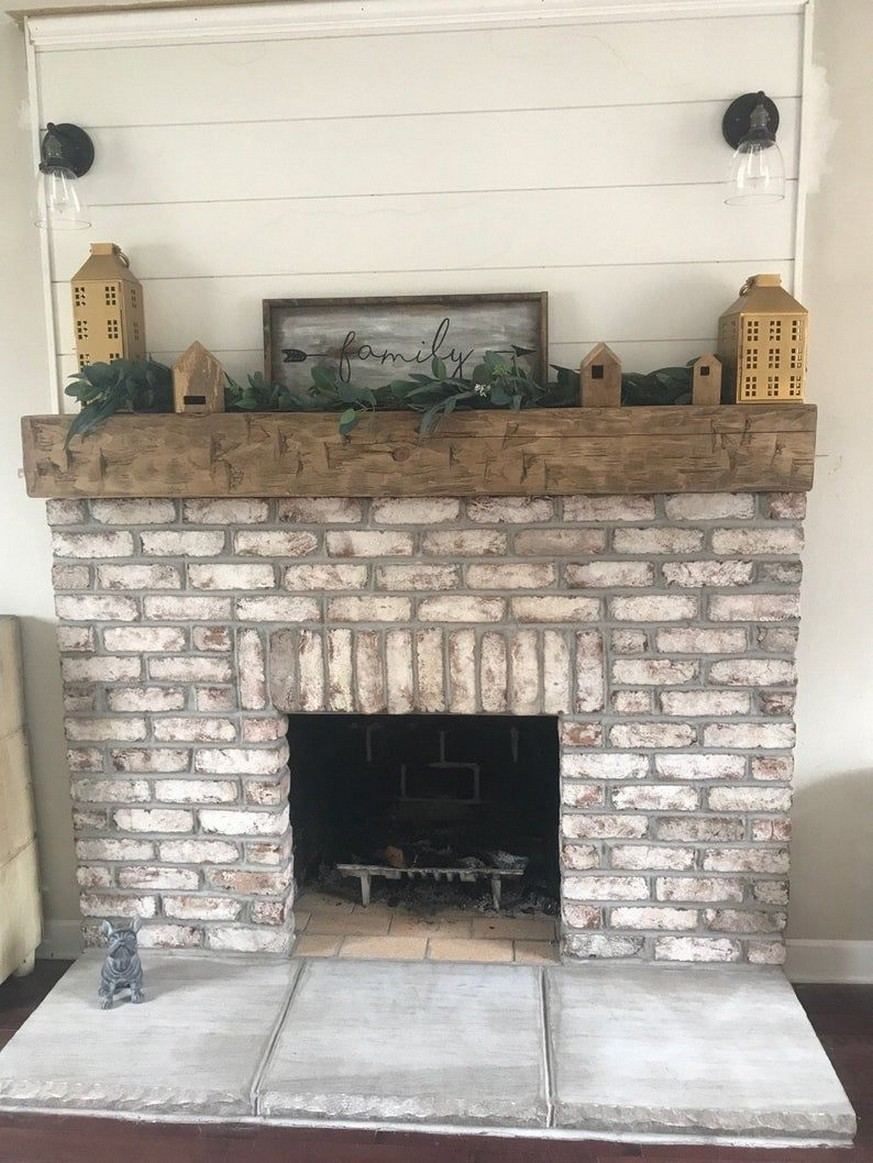 76 Stone Fireplaces The Hearth Is The Heart of The Home 6