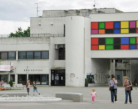 Natjecaj Za Izradu Idejnog Rjesenja Trga Stjepana Radica Grad