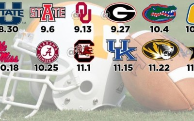 Vols Football Schedule 2014