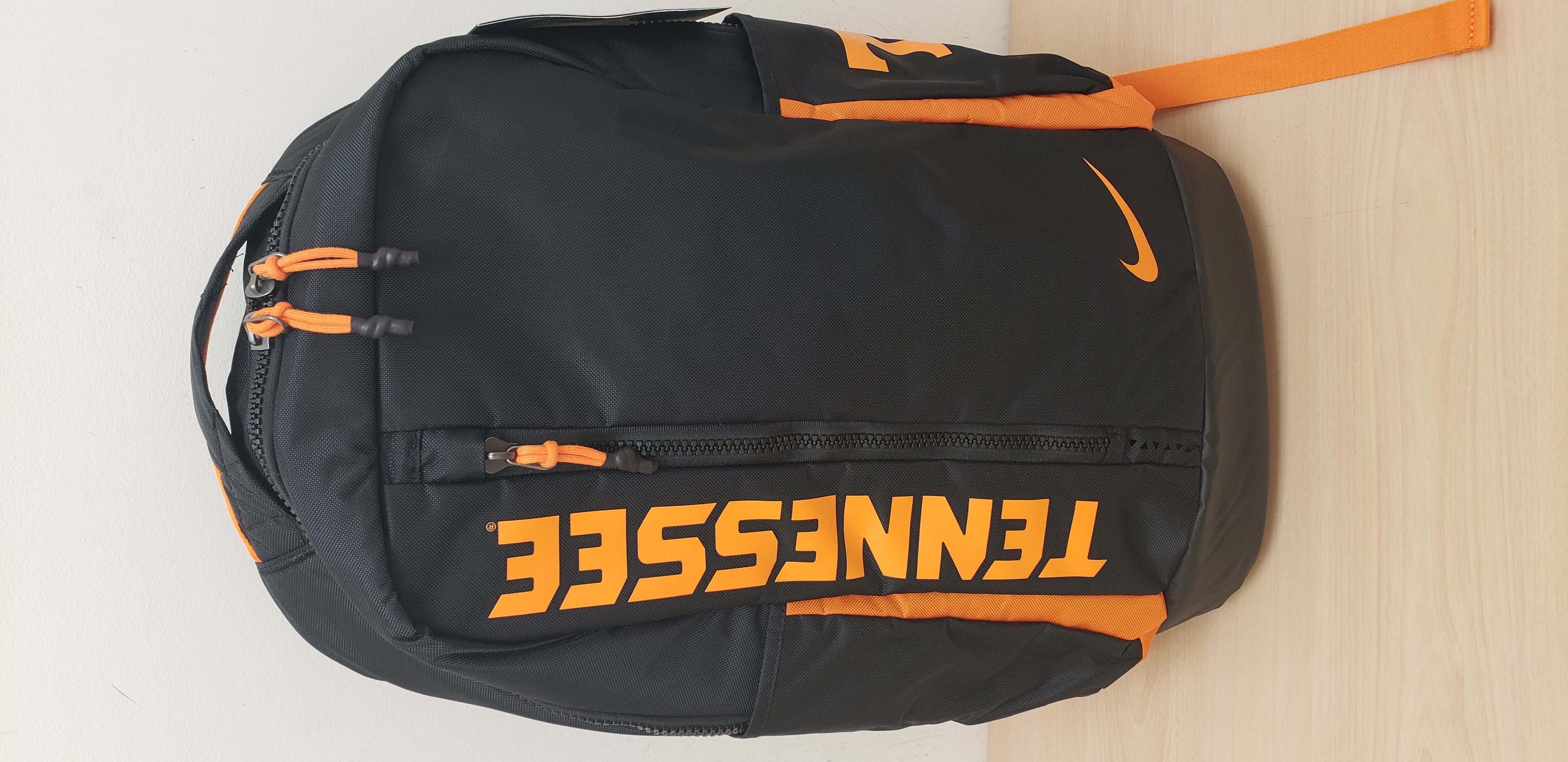 c6fbb6088def Nike Air Max Vapor Backpack Grey And Orange