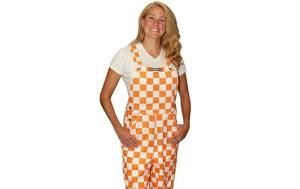 TN Checkered Overalls