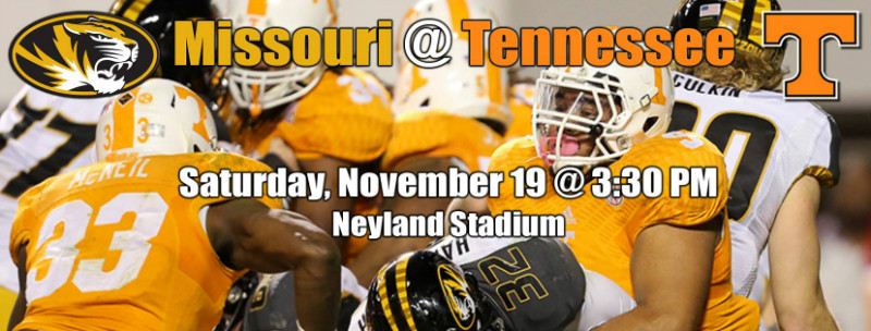 Missouri Game Recap 2016 | TN Tidbits