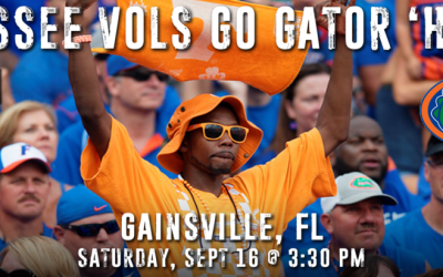 Week 3: Preparing for the Gators in Gainesville