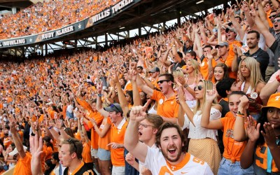 Orange and White Gameday Schedule