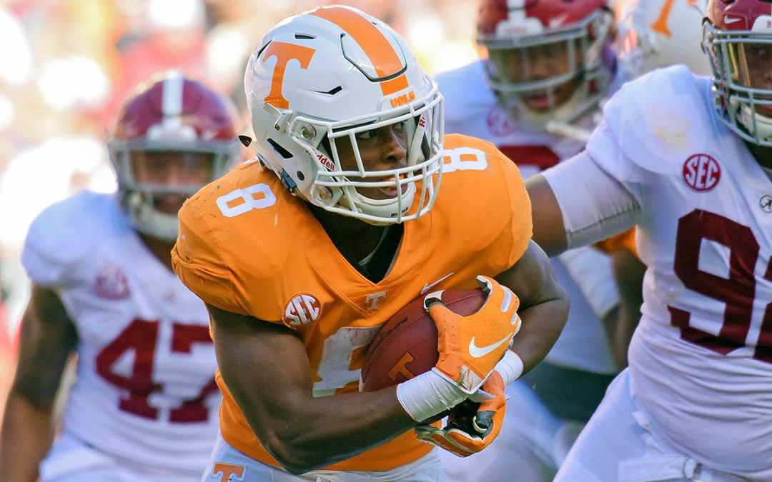 Bright Spots from Tough Loss to Alabama