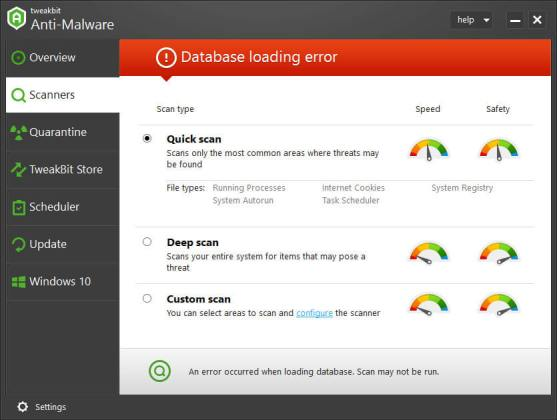 Tweakbit Anti-Malware 2.2.1.3 Crack with License Key 2020 Downlaod