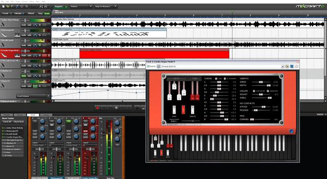 Mixcraft Pro 9 Crack Studio With Registration Code 2021 [Latest]