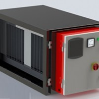Elektrostatik Baca Filtre Sistemi Kurulum | Fiyatları