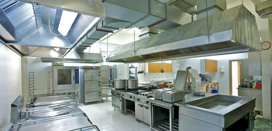 Endüstriyel Mutfak Havalandırma Sistemleri