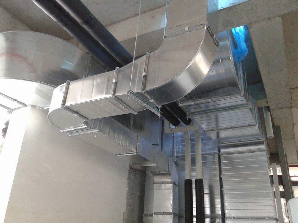 Konferans Salonu Havalandırma Sistemleri
