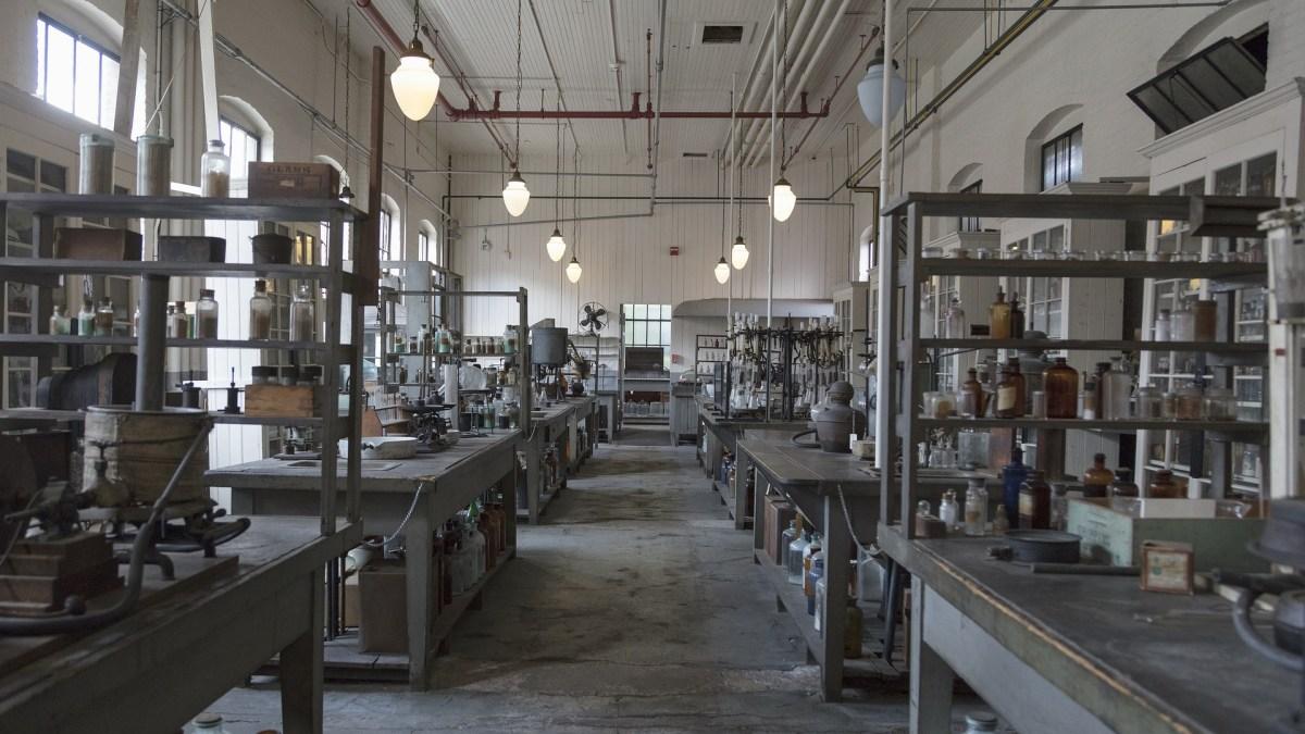 laboratuvar havalandırma sistemleri