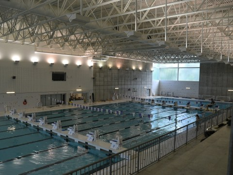 yüzme havuzu havalandırma sistemleri